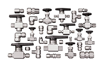 Stainless Steel Tube Fittings and Valves