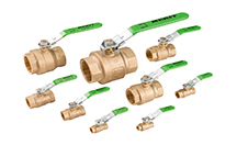 Lead Free Brass Ball Valves
