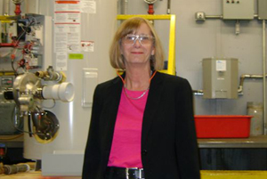 A. O. Smith's Carol Peters receives Women in Manufacturing STEP Award