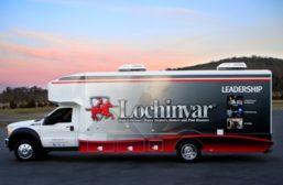 Lochinvar product showcase truck-400px