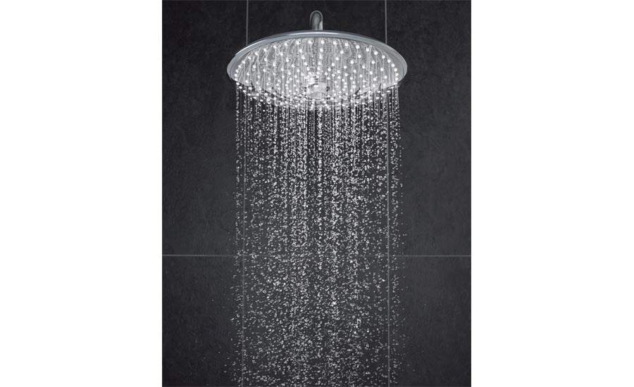 Grohe Rain Showerhead 2018 08 31 Supply House Times