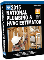 2015 National Plumbing & HVAC Estimator